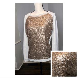 Kut from the Kloth Sequin Sweatshirt